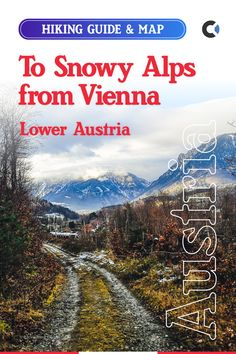 Though you need to get on a rooftop during a clear day to see mountains from Vienna, the Capital of #Austria has its own Hausberge - Vienna local mountains. During the cold parts of year, these mountains are covered with snow, even if Vienna itself has no sights of it.  This is a full guide of how to get to the Alps, covered by snow during the #winter, right next to #Vienna All of the hiking and outdoor destinations listed could be reached by public transport in 1-2h. #Europe #ConnectingVienna Travelling Europe, Europe Travel Guide, Travel Guides, Traveling, Visit Austria, Austria Travel, Holiday Destinations, Travel Destinations, Day Trips From Vienna