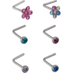 15 Best Nose Studs Images Nose Stud Nose Studs