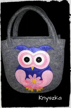 Filcowa torba / felt bag