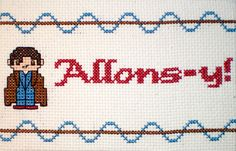 doctor who patterns cross stitch - Google Search