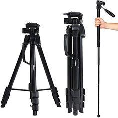 #Albott #Travel #Portable #DSLR #Camera #Tripod Camera Frame, Camera Tripod, Sony Camera, Best Camera, Dslr Cameras, Camera Gear, Gopro, Professional Digital Camera, Camera Photography