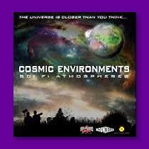 Cosmic Environments Sci Fi Atmospheres