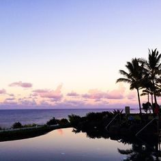 Thank you Instagram user @anna_grazioli for the stunning pool picture - The Westin Princeville, Ocean Resort Villas #svnlife #hawaii