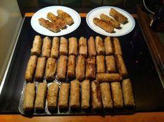 My grandmother& spring rolls (original recipe) - - Crockpot Recipes For Two, Veggie Recipes, Chicken Recipes, Cooking Recipes, Easy Chinese Recipes, Asian Recipes, French Dishes, Batch Cooking, Cooking Chef