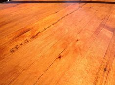 The fiberglass really brings out the best of the rich orange Redwood.