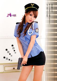 cop outfit