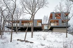 Riverhouse by BWArchitects