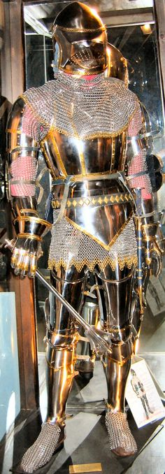 15th Century Armour at the Azincourt Museum
