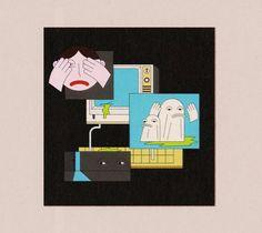 Polaroid Film, Illustration, Illustrations
