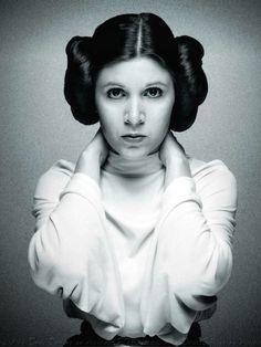 Princess Leia ~ Nuff said