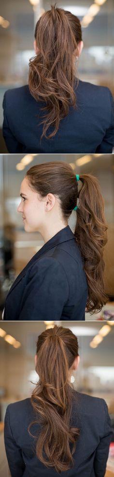 15 astuces coiffures simples et peu connues – Astuces de filles