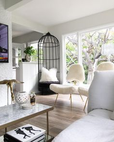 Room Tour & currently crushing on. . .Alex HRH — The Decorista