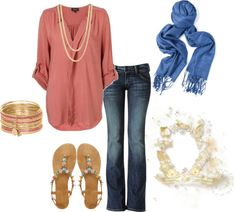 """Thrown in some Jewelry"" by sweetlilkfpanda on Polyvore"