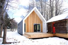 Small House: Warburg House - Energy Efficiency For Small Buildings