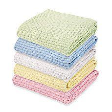Elegant Baby® Ribbed Blanket