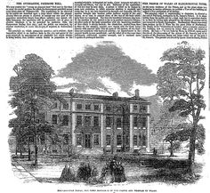 THE PRINCE OF WALES AT MARLBOROUGH HOUSE . The Penny Illustrated Paper (London, England), Saturday, May 02, 1863 (cw1)
