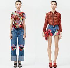 539850d36aeb Christopher Kane 2015 Resort Womens Lookbook Presentation - 2015 Cruise Pre  Spring Fashion Pre Collection London