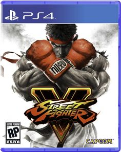 Pre Order Street Fighter V and get special access to the online beta program