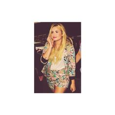 Young Hollywood ❤ liked on Polyvore