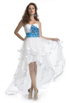 high low wedding dresses | WhiteAzalea High-Low Dresses: High-low Wedding Dresses Unique and ...