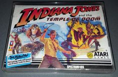 Indiana Jones And The Temple Of Doom: CONDITION:- GREAT COMPATIBILITY:- ZX SPECTRUM 48K+ / 128K RANGE FORMAT:- CASSETTE CASE/BOX TYPE:-… West Midlands, Indiana Jones, Arcade, Temple, Indie, Software, Adventure, This Or That Questions, Retro