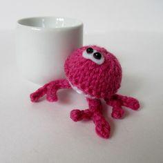 Ravelry: Teeny Crab pattern by Amanda Berry