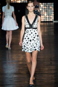 Diesel Black Gold Spring 2015 Ready-to-Wear - Collection - Gallery - Look 1 - Style.com