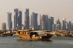Doha krog op