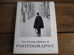 Vintage Photography Book The Picture History of Photography by foofarawVINTAGE on Etsy