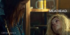 No more Meathead #orphanblack