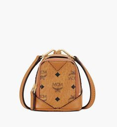 Neo Duke Backpack Charm in Visetos Diy Backpack, Fashion Backpack, Leather Handbags, Leather Bag, Women's Handbags, Backpack Pattern, E Mc2, Best Purses, Vintage Style Outfits
