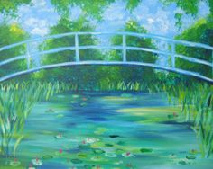 PINOT'S PALETTE. ALAMEDA. PAINT. DRINK. HAVE FUN. Paint Monet's Lily Pond Saturday Oct 24 7pm