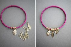 DIY Summer Bracelets Of Colorful Yarn | Shelterness