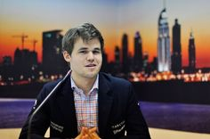 Magnus Carlsen And Anastasia: a very neat tactical pattern for checkmate