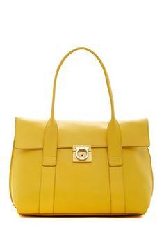 Salvatore Ferragamo Key Lock Handbag