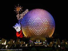 Epcot Center Disneyworld Florida