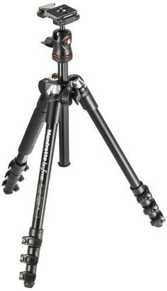 Manfrotto BeFree Tripod Kit with Ball Head. The new tripod for travel photography! Super light, compact, intuitive to use, and fast to set up yet. Photography Gear, Photography Equipment, Accessoires Photo, Photo Equipment, Camera Equipment, Fitness Equipment, Camera Tripod, Camera Gear, Slr Camera