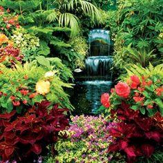 Butchart Gardens in Victoria, British Columbia (B.C.) Canada - http://www.PaulFDavis.com tourism consultant (info@PaulFDavis.com)