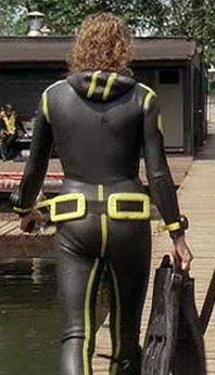 Diving Suit, Scuba Diving, Scuba Wetsuit, Scuba Girl, Womens Wetsuit, Biker Girl, Snorkeling, Surfing, Women Wear