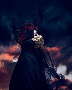 """Blessing"" —  Photographer/Model: Natalie Shau​"