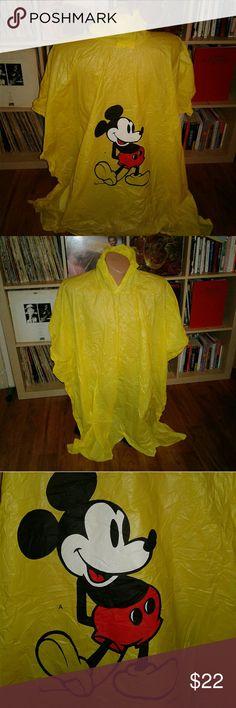 Disney rain coat One size Disney Other