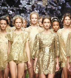 Dolce & Gabbana Woman - Spring Summer 2014