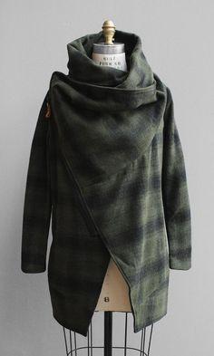 Skunkfunk Aldude Coat  www.shopsubstance.com