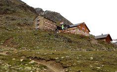 Breslauerhutte, Tirol, Austria