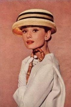 Audrey Hepburn, 1957