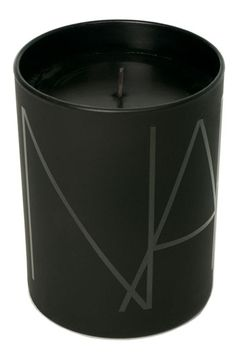 My mother's favorite candle. She seriously has one in every room. A delicious blend of velvety chocolate, delicate whipped cream accord, coffee bean, cocoa and creamy vanilla develop into a full-bodied yet luxurious concoction. NARS 'Acapulco' Candle #Nordstrom #NARS
