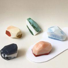 Seem Soap X Garance Vallée – seemsoap Soap Base, Everyday Objects, Deep Sea, Bar Soap, Hand Carved, Carving, Perfume, Art, School