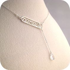 i have to get this for my sister - Namaste Necklace
