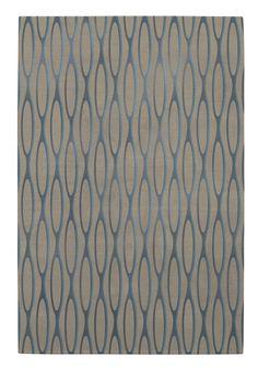 Horizon by Allegra Hicks | Шелк Современные дизайнерские ковры ручной работы