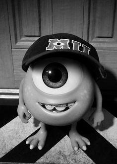 Monsters Inc. sooooooooooooooooooooooooooooooooooo CUTE!!!!!!!!!!!!!!!!! :)